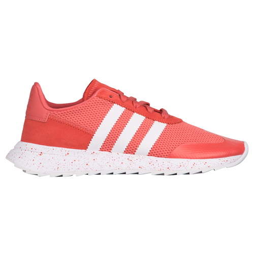 adidas Originals Flashback - Women's - Casual - Shoes - Trace  Scarlet/White/Trace Scarlet