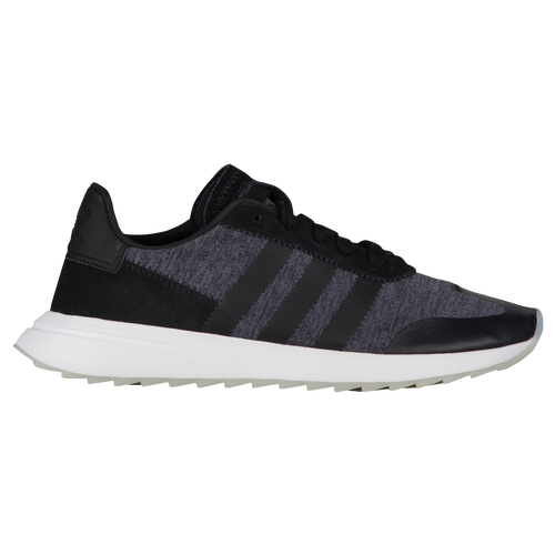 The Most Popular Adidas Originals Flb Runner Black/White/Grey For Women On Sale