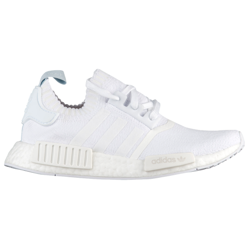 adidas Originals NMD R1 Primeknit - Women's - Off-White / White