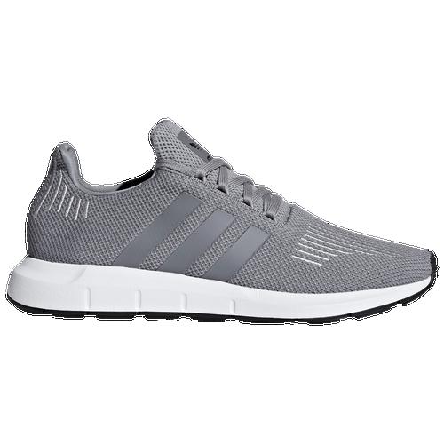 5f658afcfde22 adidas Originals Swift Run - Men s - Casual - Shoes - Grey Grey Black