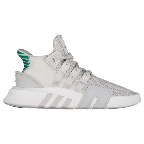 9e66d9239c68 adidas Originals EQT Basketball ADV - Boys  Grade School - adidas Originals  - Casual - Grey One Grey One Sub Green