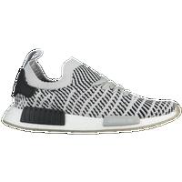 28b821926 adidas Originals NMD R1 Primeknit - Men s - White   Grey
