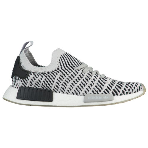 3f6d170a1d0c0 adidas Originals NMD R1 Primeknit - Men s - Running - Shoes -  Grey Grey Black