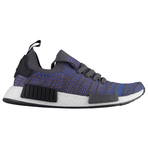 cb9c91f4bdf40 adidas Originals NMD R1 STLT Primeknit - Men s - Casual - Shoes - Hi-Res  Blue Black Chalk Coral