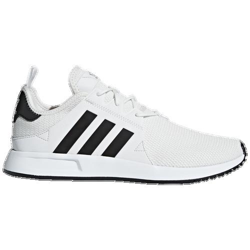 adidas originali x a infrarossi uomini scarpe bianco / nero occasionale