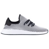 best sneakers b90b7 57852 adidas Originals Deerupt Runner - Mens - Black  White