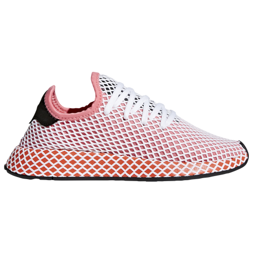 f61ee7cdd34 adidas Originals Deerupt Runner - Women s - Casual - Shoes - Chalk ...
