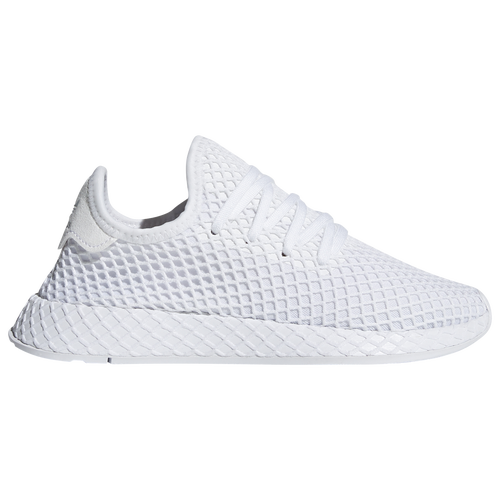 5ff5b5663 adidas Originals Deerupt Runner - Boys  Grade School - adidas Originals -  Casual - White White Black