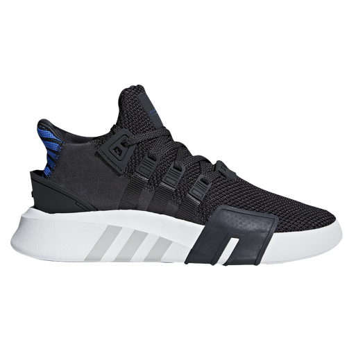 d77a20621a8 adidas Originals EQT Basketball ADV - Men s - Casual - Shoes - Real  Coral White Black