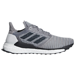 sale retailer 2e8f2 16784 adidas Solar Boost - Mens - Running - Shoes - Tech InkGrey TwoHi-Res  Orange