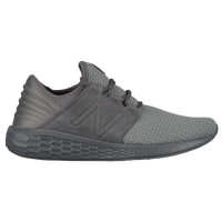 New Balance Fresh Foam Cruz V2 Nubuck - Men's - Grey / Grey