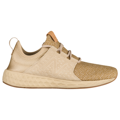 New Balance Fresh Foam Cruz Gum Rubber - Men\u0027s - Tan / Tan