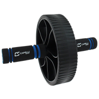 Capelli Ab Wheel - Black