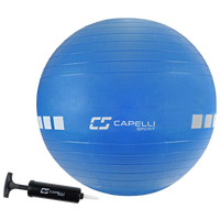 Capelli 55CM Exercise Ball - Blue
