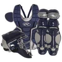 Rawlings Renegade 2.0 Catcher's Set - Youth - Navy