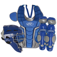 Rawlings Renegade 2.0 Catcher's Set - Youth - Blue