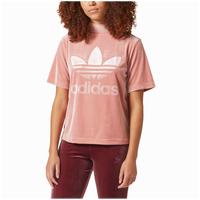 adidas Originals Womens adidas Originals Trefoil T Shirt Raw Pink from Footlocker | ShapeShop