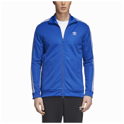 adidas Originals Beckenbauer Tracktop - Men's - Casual - Clothing -  Collegiate Royal