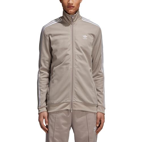 adidas Originals Beckenbauer Tracktop - Men's Casual - Vapour Grey CW1255