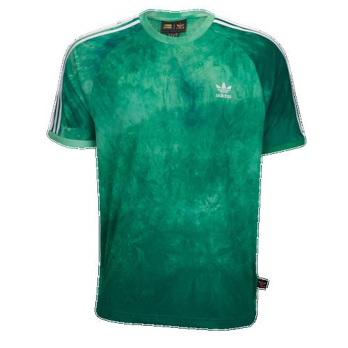 df2a245f2 adidas Originals HU Holi T-Shirt - Men s - Casual - Clothing - Green