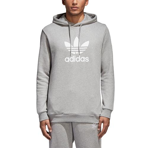 b4c8bb02bf18 adidas Originals Trefoil Hoodie - Men s - Casual - Clothing - Mist Sun
