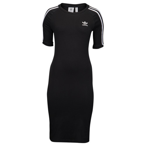 adidas Originals Adicolor 3-Stripe Dress - Women s - Casual - Clothing -  Night Cargo 4a7ea26d7950