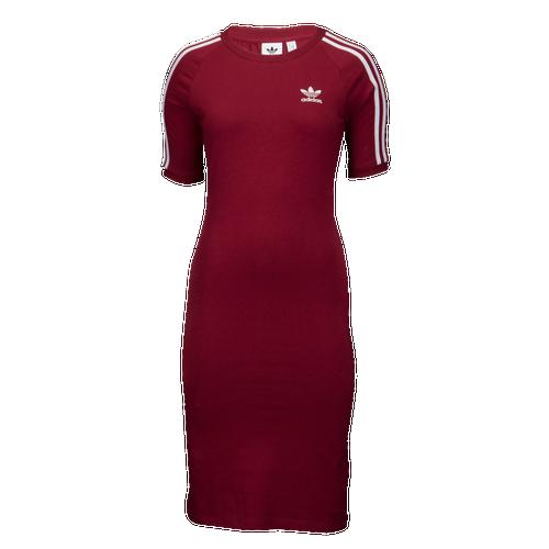 12662d43592 adidas Originals Adicolor 3-Stripe Dress - Women's - Casual ...