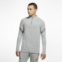 Nike Strike Drill Top - Men's - Grey