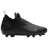 Nike Phantom Vision Academy DF FG/MG - Boys' Grade School - Black