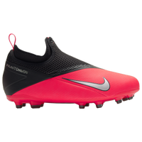 Nike Phantom Vision Academy DF FG/MG - Boys' Grade School - Red