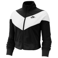 Nike Heritage Track Jacket - Women's - Black