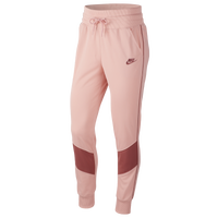 Nike Heritage Track Pants - Women's - Pink