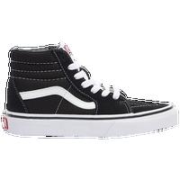 28a236fb25 Vans Sk8-Hi - Boys  Preschool - Black   White