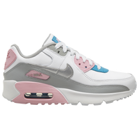Nike Air Max 90 - Girls' Grade School - White