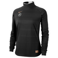 Nike FC Dry Long Sleeve Jersey - Women's - Black