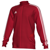 adidas Team Tiro 19 Training Jacket - Boys' Grade School - Red