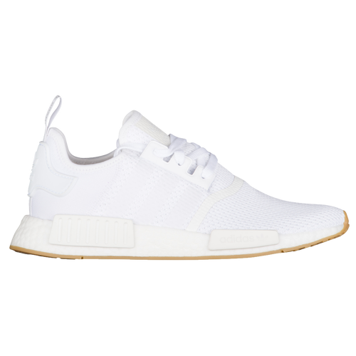 adidas Originals NMD R1 - Men s - Casual - Shoes - White White Gum bb4f9382ea