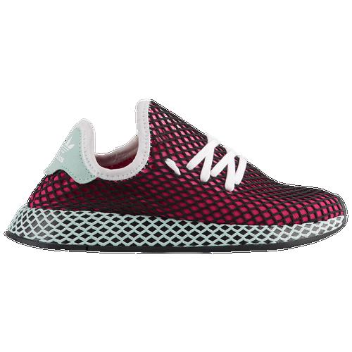 f927962d53198 adidas Originals Deerupt Runner - Boys  Grade School - adidas Originals -  Casual - White White Black