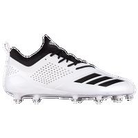 Adidas Men's Adizero 5 Star 8.0 SK Mid Football Cleat Black D97642