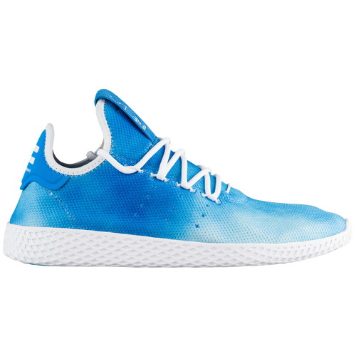 adidas Originals Pharrell Williams Tennis HU Shoes 36.5 EU Icey Blue/White