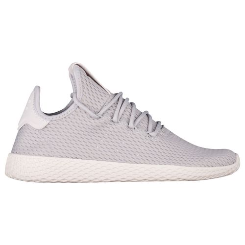 adidas Originals PW Tennis HU - Women's - Casual - Shoes - Lgh Solid  Grey/Lgh Solid Grey/Chalk White