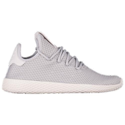 adidas Originals PW Tennis HU - Women's - Casual - Shoes - Lgh Solid  Grey/Lgh Solid Grey/Chalk White