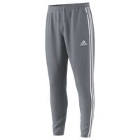 adidas Team Trio 19 Training Pants - Boys' Grade School - Grey