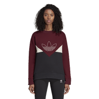 adidas Originals Colorado Crew - Women's - Maroon / Black