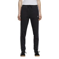 adidas Originals Adicolor Cuffed Track Pants - Women's - Black / White