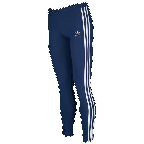 Adidas Originals Adicolor 3 Stripe leggings mujeres Casual
