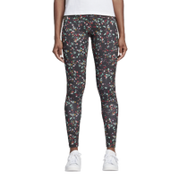 adidas Originals Fashion League Leggings - Women's - Black / Multicolor
