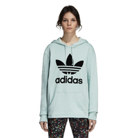 adidas Originals Fashion League Hoodie - Women's - Light Green