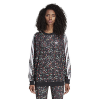 adidas Originals Fashion League Fleece - Women's - Black / Multicolor