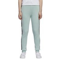 adidas Originals Fashion League Cuffed Pants - Women's - Green
